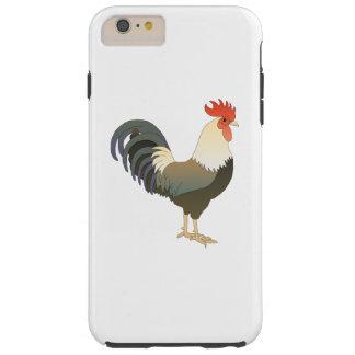Funda Resistente Para iPhone 6 Plus Gallo