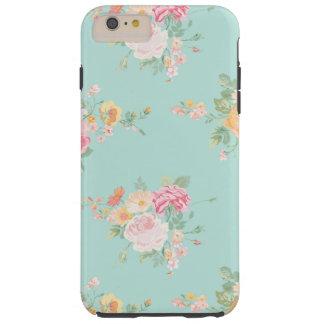 Funda Resistente Para iPhone 6 Plus hermosa, menta, moda lamentable, moda del país,