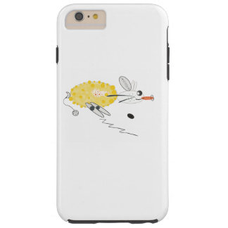 Funda Resistente Para iPhone 6 Plus Hermoso Zap la cubierta del iPhone del diseño