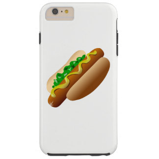 Funda Resistente Para iPhone 6 Plus Perrito caliente