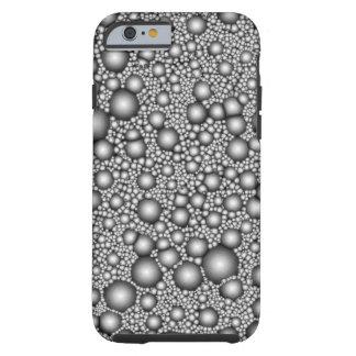 Funda Resistente Para iPhone 6 Racimo macro monocromático