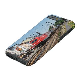 Funda Resistente Para iPhone 6 Tren de carga en hogar de grosero a la rin