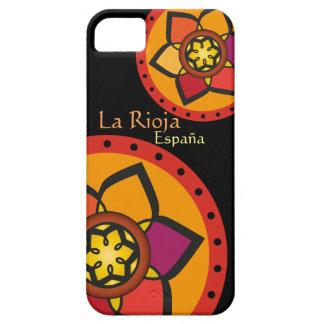 Funda rosetón románico iPhone 5 protector