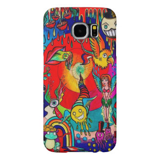 Funda Samsung Galaxy S6 Acid trip