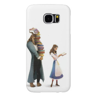 Funda Samsung Galaxy S6 Beauty and the beast