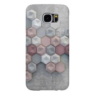 Funda Samsung Galaxy S6 Caja arquitectónica de la galaxia S6 de Samsung de