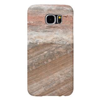 Funda Samsung Galaxy S6 Caja Cruz-Acostada del teléfono de la foto de la