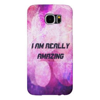 Funda Samsung Galaxy S6 caja del teléfono