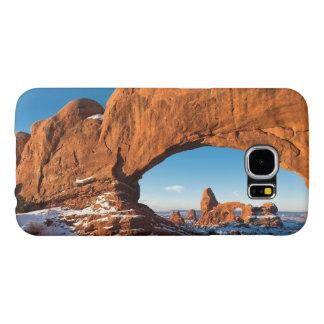 Funda Samsung Galaxy S6 Caja del teléfono del parque nacional de los arcos