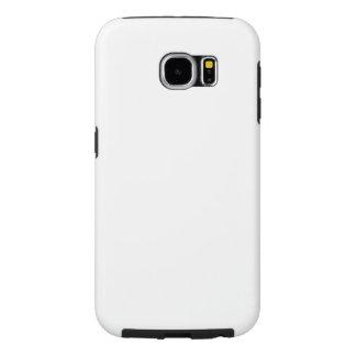 Funda Samsung Galaxy S6 Caja dura de encargo de la galaxia S6 de Samsung