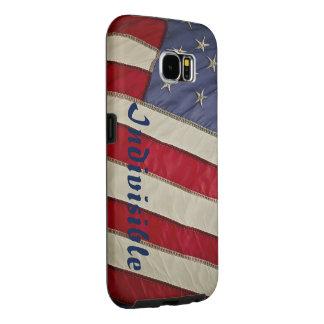 Funda Samsung Galaxy S6 Caja indivisible del teléfono (galaxia S6)
