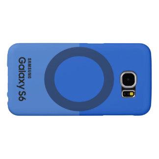 Funda Samsung Galaxy S6 Caja moderna de encargo de la galaxia s6 de