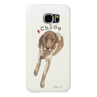 Funda Samsung Galaxy S6 Caso 6 de la célula de Chloe