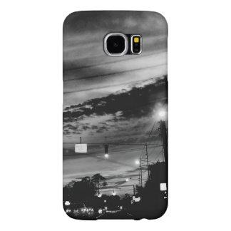 Funda Samsung Galaxy S6 Caso de la puesta del sol