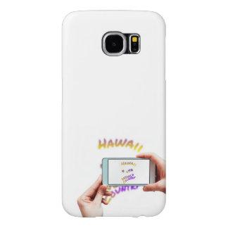 Funda Samsung Galaxy S6 Ciudad del mundo de Hawaii, teléfono móvil