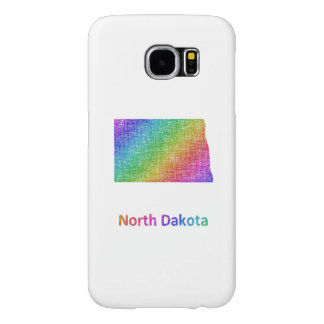 Funda Samsung Galaxy S6 Dakota del Norte