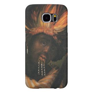 Funda Samsung Galaxy S6 dell'Altissi de Etiopía Cristofano del emperador