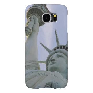 Funda Samsung Galaxy S6 Estatua de la libertad