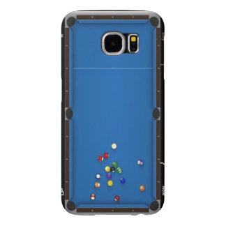 Funda Samsung Galaxy S6 galaxia S6 (de los billares)