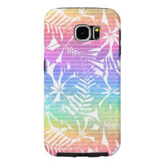 Funda Samsung Galaxy S6 Galón tropical de la hoja