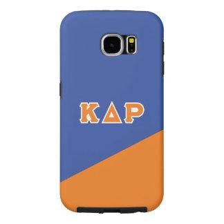 Funda Samsung Galaxy S6 Letras del Griego de rho el | del delta de Kappa