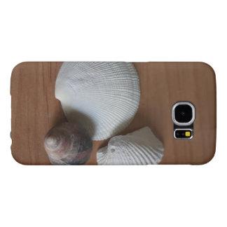 Funda Samsung Galaxy S6 Madera y cáscaras de la caja del teléfono del tema