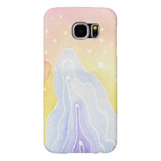 Funda Samsung Galaxy S6 Mármol del Watercolour