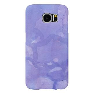 Funda Samsung Galaxy S6 Mármol púrpura