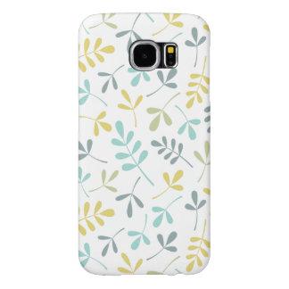 Funda Samsung Galaxy S6 Mezcla clasificada del color del modelo de las