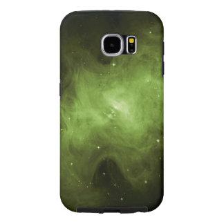 Funda Samsung Galaxy S6 Nebulosa de cangrejo, remanente de la supernova,
