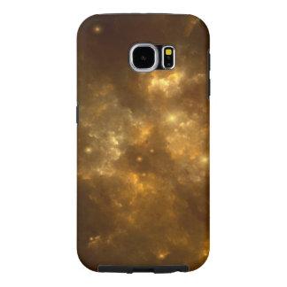 Funda Samsung Galaxy S6 Nebulosa, estrellas y espacio hermosos frescos