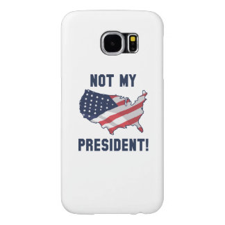 Funda Samsung Galaxy S6 No mi presidente