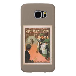 Funda Samsung Galaxy S6 Nueva York gay