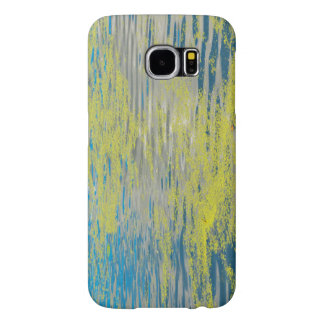 Funda Samsung Galaxy S6 Paleta vieja del artista, galaxia S6, Barely There