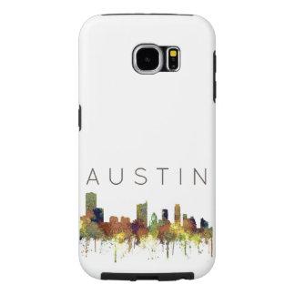 Funda Samsung Galaxy S6 Piel de ante del SG-Safari del horizonte de Austin