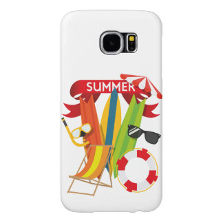 Funda Samsung Galaxy S6 Playa Watersports del verano