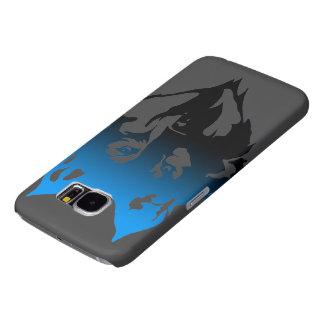 Funda Samsung Galaxy S6 Samsung 6 llama por teléfono al caso con mi