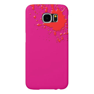 Funda Samsung Galaxy S6 Sorpresa de las rosas fuertes