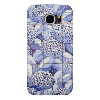 Funda Samsung Galaxy S6 Tejas florales