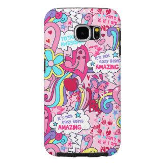 Funda Samsung Galaxy S6 Totalmente impresionante