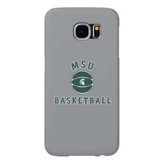 Funda Samsung Galaxy S6 Universidad de estado del baloncesto el | Michigan