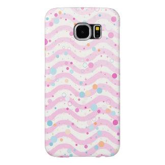 Funda Samsung Galaxy S6 Waves2 - galaxia s6