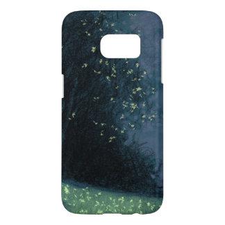 Funda Samsung Galaxy S7 árbol - variación azul 11