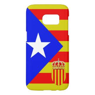 Funda Samsung Galaxy S7 Bandera de Cataluña