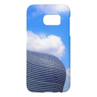 Funda Samsung Galaxy S7 Caja azul del teléfono de la plaza de toros