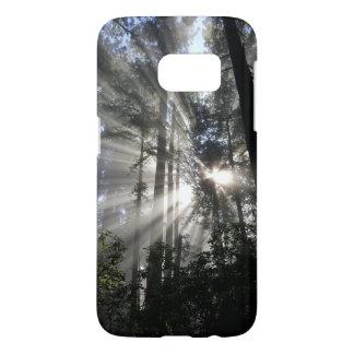 Funda Samsung Galaxy S7 Caja del teléfono del parque nacional de la secoya