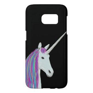 Funda Samsung Galaxy S7 Caja del teléfono del unicornio