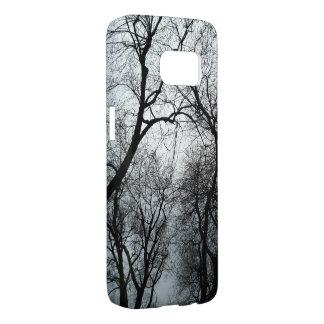 Funda Samsung Galaxy S7 Caja desnuda del teléfono de las ramas
