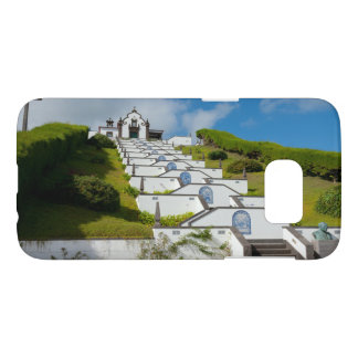 Funda Samsung Galaxy S7 Capilla en las islas de Azores