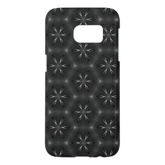 Funda Samsung Galaxy S7 Caso androide del modelo negro